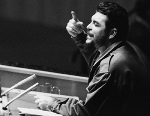 Che at UN convention