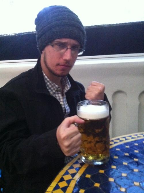 Yeah alcohol!
