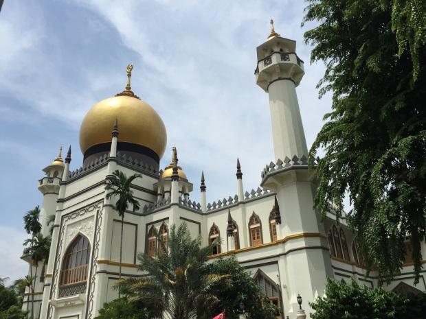 Masjid Sultan Mosque